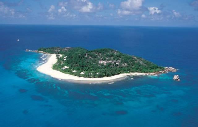 3. เกาะคูไซน์, สาธารณรัฐเซย์เชลล์ส
