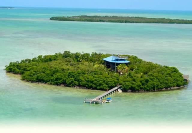 6. เกาะเมโลดี คีย์, มลรัฐฟลอริดา สหรัฐอเมริกา