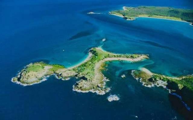 7. เกาะพัมป์กิน, ออสเตรเลีย