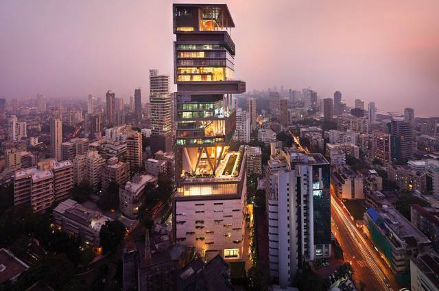 Antilia-the-2nd-most-expensive-house-in-the-world