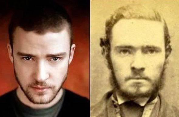 Justin Timberlake กับอาชญากรจากอดีตกาล
