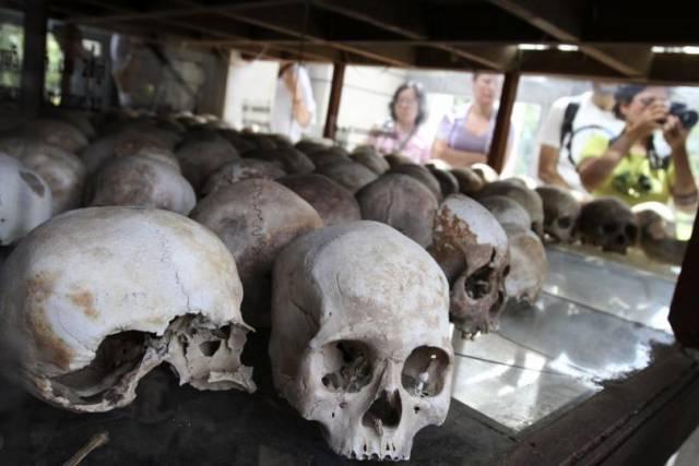1. ศูนย์อนุสรณ์การฆ่าล้างเผ่าพันธุ์คิกาลี ในประเทศรวันดา1