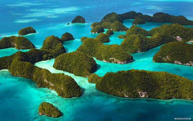 1. หมู่เกาะกาลาปากอส