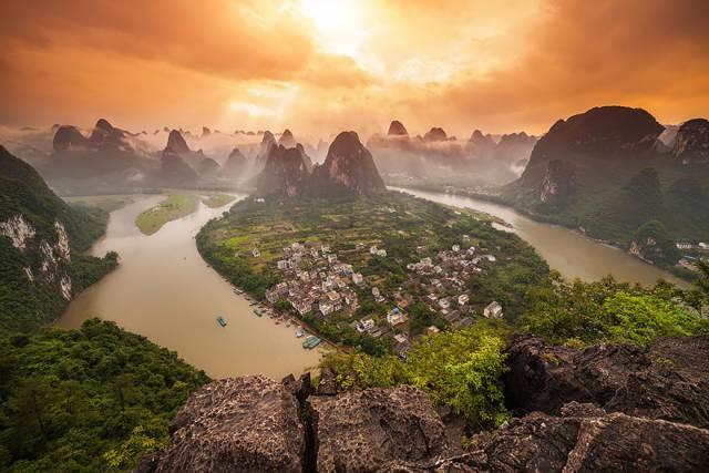 12. Yangshuo, Xingping, Guangxi Province