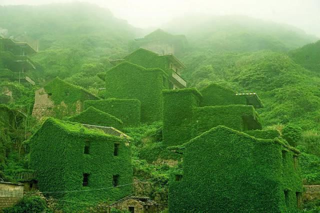 14. Abandoned Village, Goqui Island, Shengsi, Zhoushan