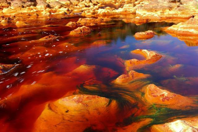 15. แม่น้ำสีแดง 3