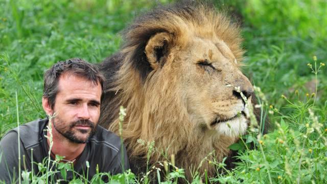 2. Kevin Richardson มนุษย์สิงโต1