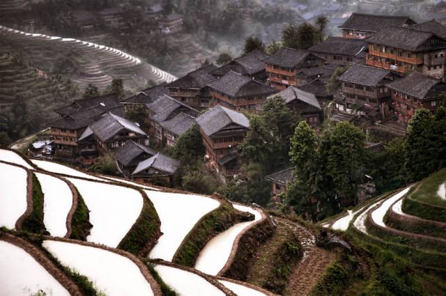 20. Hidden Mountain Village In Southern China