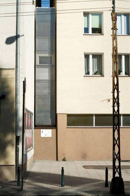 3. บ้านที่ทรงผอมที่สุดในโลก ประเทศโปแลนด์ 1