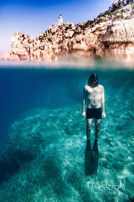 36 Freediving In Greece