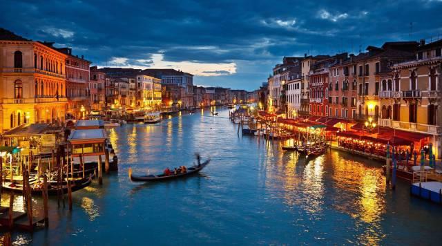4. เมืองเวนิส ประเทศอิตาลี 1