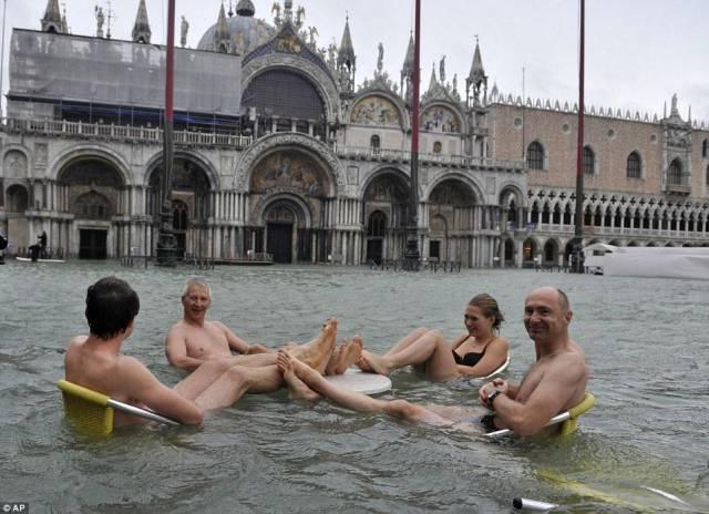 4. เมืองเวนิส ประเทศอิตาลี 5
