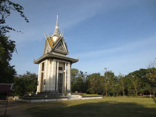 5. เจิงเอก ในประเทศกัมพูชา
