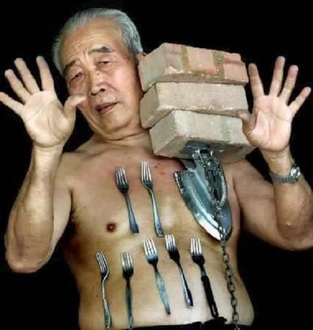5. Liew Thow Lin มนุษย์แม่เหล็ก