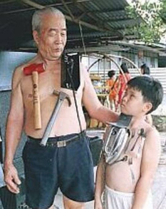 5. Liew Thow Lin มนุษย์แม่เหล็ก3
