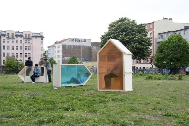 6. บ้านที่เล็กที่สุด เพียง 1 ตารางเมตรในเยอรมนี1