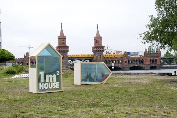 6. บ้านที่เล็กที่สุด เพียง 1 ตารางเมตรในเยอรมนี2