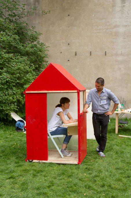 6. บ้านที่เล็กที่สุด เพียง 1 ตารางเมตรในเยอรมนี3