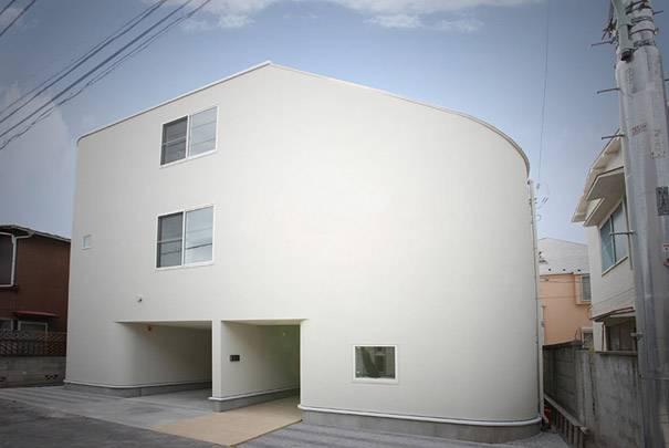7. บ้านสไลด์ ประเทศญี่ปุ่น