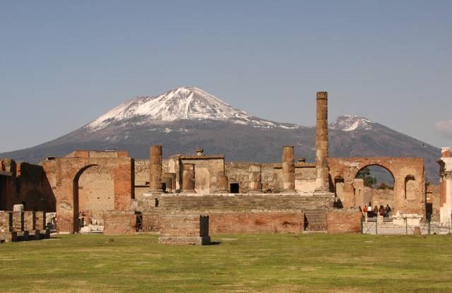7. ปอมเปอี ในประเทศอิตาลี