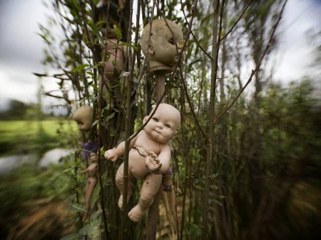 8. เกาะตุ๊กตา ในประเทศเม็กซิโก1
