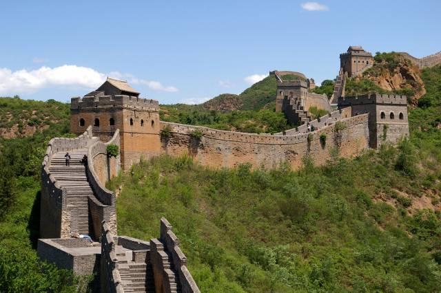 9. กำแพงเมืองจีน ประเทศจีน1