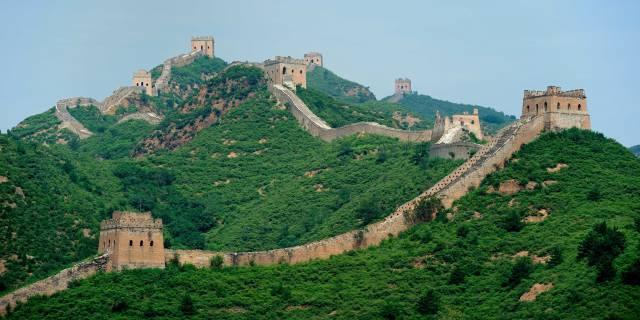 9. กำแพงเมืองจีน ประเทศจีน3