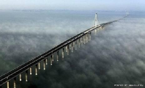 สะพานข้ามทะเล ประเทศจีน