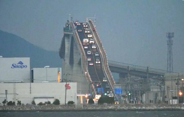 สะพานที่ชันที่สุดในโลก (2)