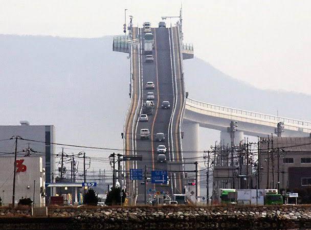 สะพานที่ชันที่สุดในโลก (6)