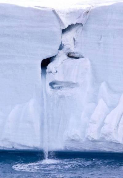 หน้าธารน้ำแข็ง