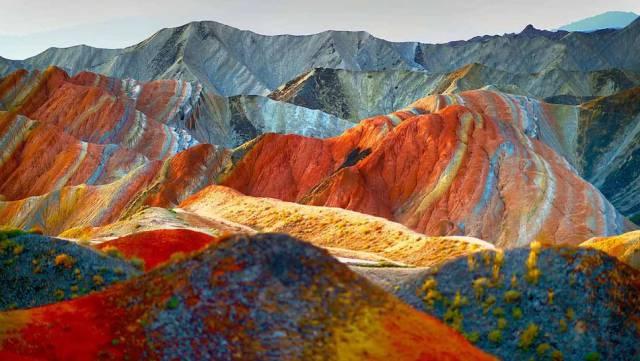 1. ภูเขาสีรุ้ง3