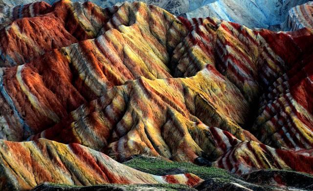 1. ภูเขาสีรุ้ง4