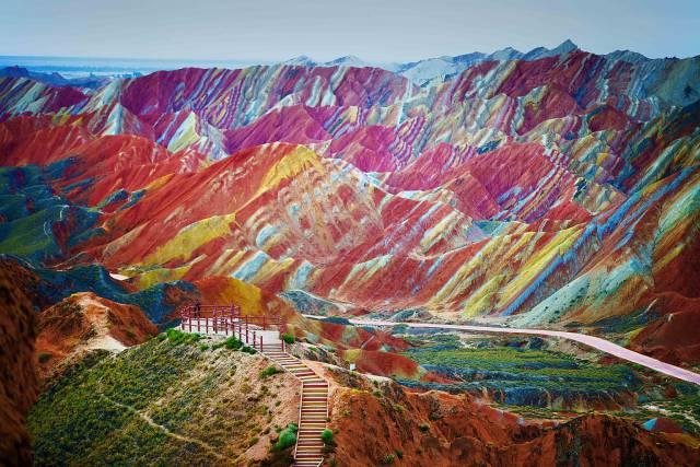 1. ภูเขาสีรุ้ง5