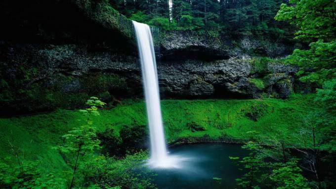 10. South Falls, Silver Falls State Park, Oregon