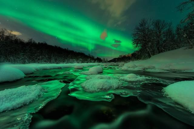 12. ปรากฏการณ์ ออโรรา (Aurora) 7