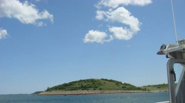 13. เกาะสเป็คเทเคิล, นอกชายฝั่งมลรัฐเมน สหรัฐอเมริกา