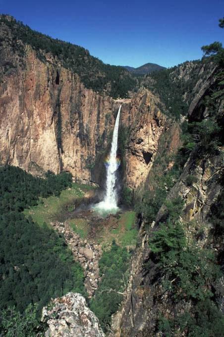 15. Basaseachic Falls, Mexico