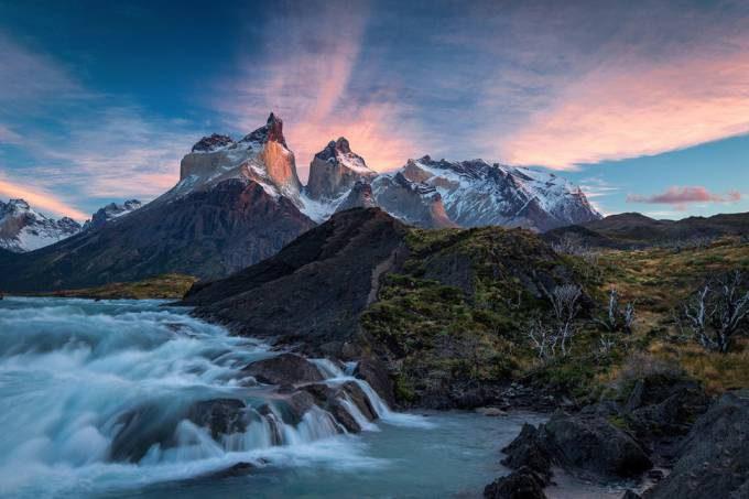 16. Salto Grande Cacades, Chile