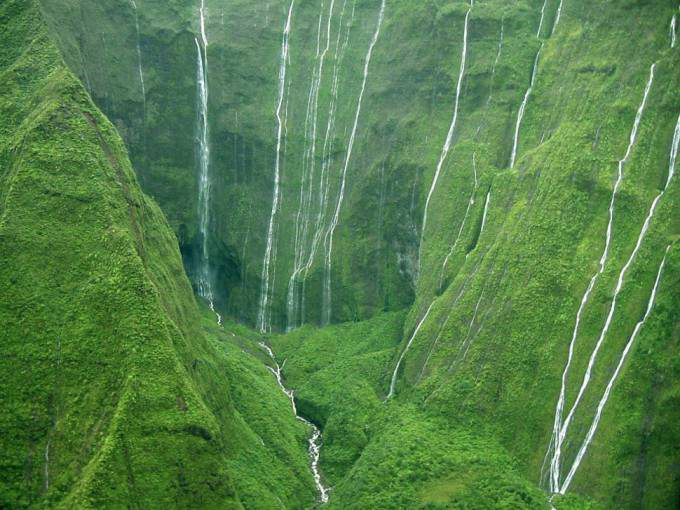 23. Wall of Tears, Hawaii