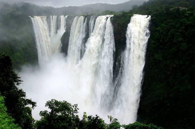 31. Jog Falls, India