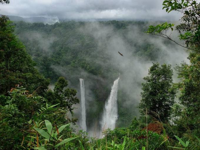 37. Tad Fane Waterfalls, Laos