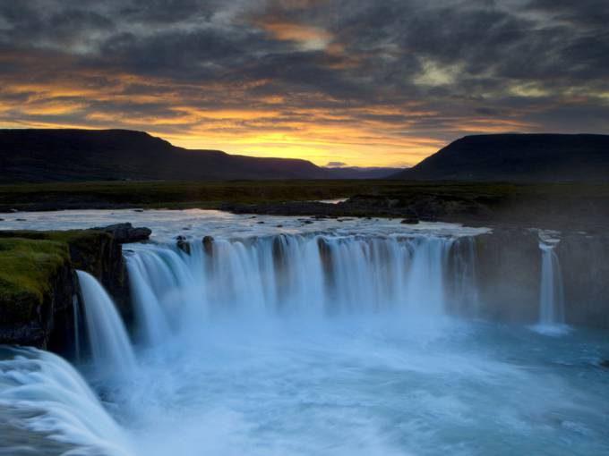 39. Dettifoss, Iceland