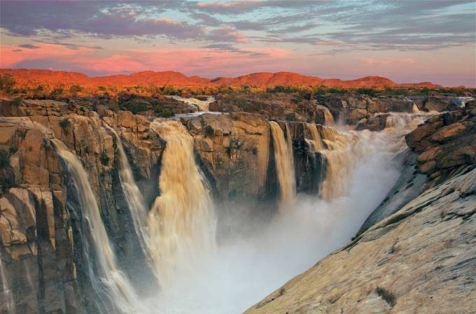42. Augrabies Falls, South Africa