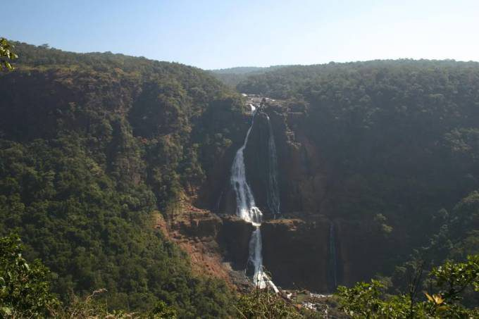 43. Barehipani Falls, India
