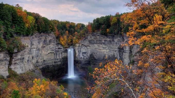 46. Taughannock Falls, New York