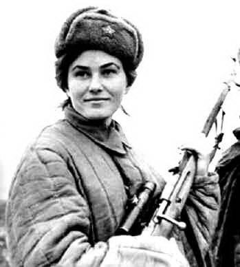 Lyudmila Pavlichenko_2