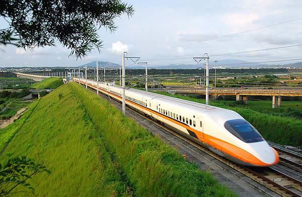 THSR_Train-landscape