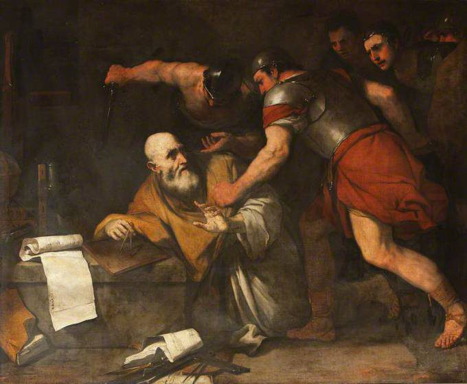 the-death-of-archimedes
