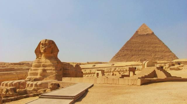 1.พีระมิดอียิปต์